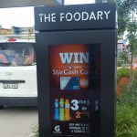 Outdoor screen Caltex