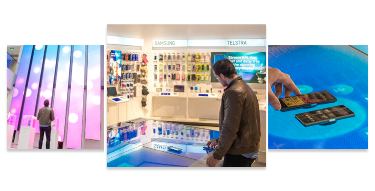 Digital solutions for signage