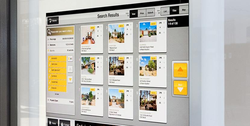 Interactive Kiosks 1