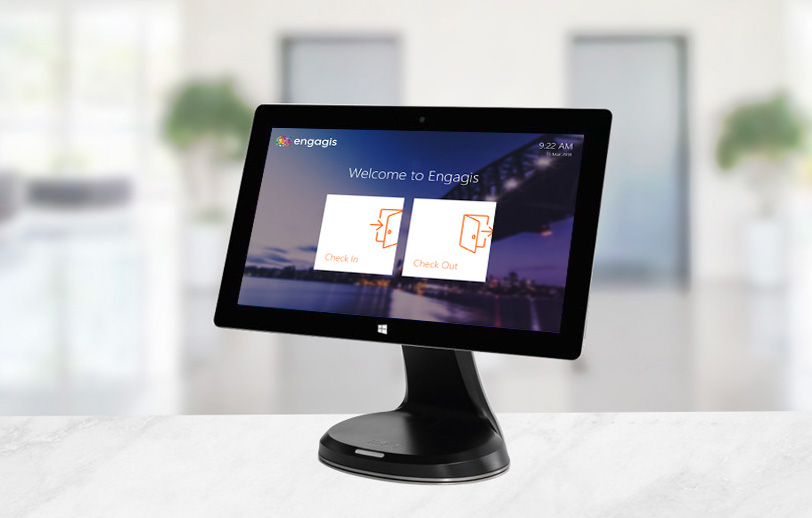 Visitor Check-in solutions 1