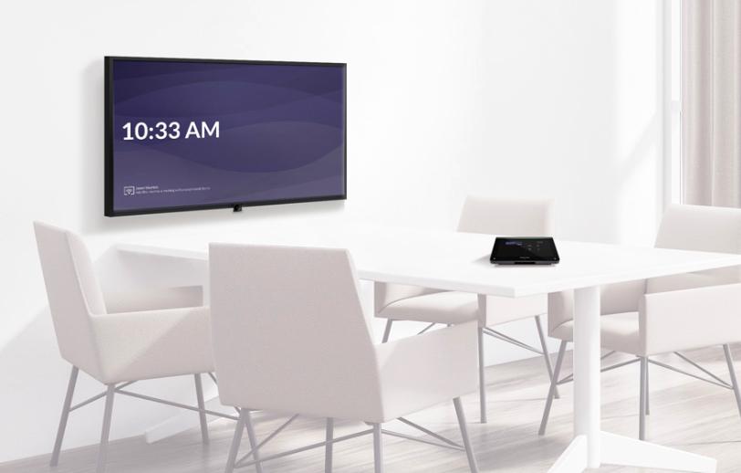 Meeting Room - Modern Workplace - Digital Signage Solutions - Engagis Australia