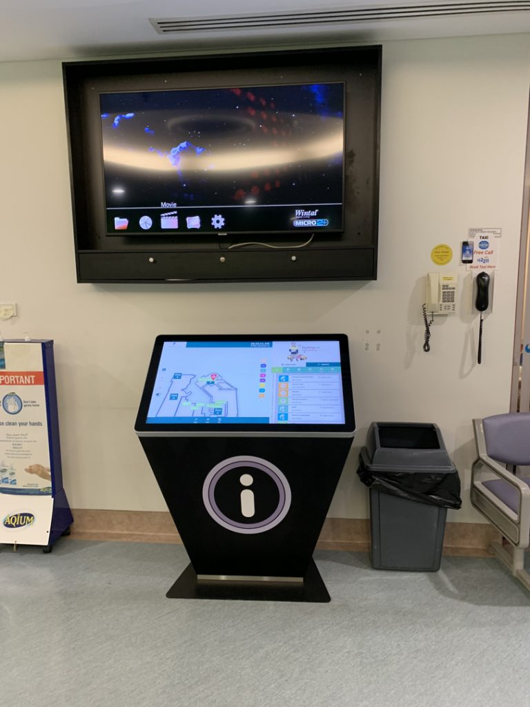 Get Lost In Hospitals? Engagis Helps Your Patients Find Their Way 1