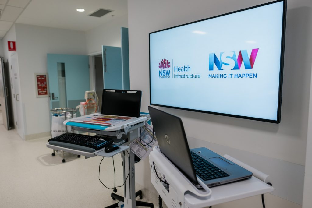 Modernising Health Messaging At NSW Central Coast's Biggest Public Hospital 1